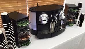 Nespresso Coffee Twinings Tea