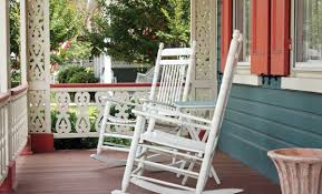 Understanding Porches - Old House Journal Magazine Indoor Wooden Rocking Chairs Cracker Barrel Old Country Store Fniture The Hot Bid Chair Benefits In The Age Of Work Coalesse Outdoor Two People Sitting 22 Popular Types To Make Your Home Stylish Fisher Price New Born To Toddler Rocker Review Best Baby Rockers Rated In Recling Patio Helpful Customer Reviews Amazoncom Gripper Nonslip Omega Jumbo Cushions 1950s 1960s Couple Man Woman Sitting On Porch In Rocking Chairs Most Comfortable And Recliners For Elderly Comforting Fictions Dementia Care New Yorker