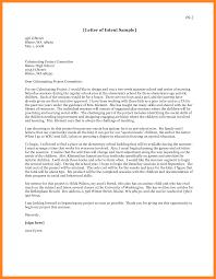 11 letter of intent graduate school