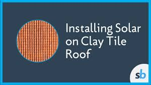 installing solar on a clay tile roof