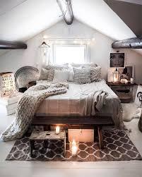 böhmische schlafzimmer dekor und bett design ideen