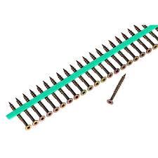 MURO 8 1 3 4 in Internal Square Flat Head Wood Screws 1800 Pack