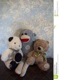 Classic Teddy Bears Against A Blue Wall With Sock-Monkey Friend ... Shop Schylling Jumbo Sock Monkey Stuffed Animal Brownwhite Free Baltimore Ravens Ugly Plush Toy Oh Baby Felt Elements Kit By Collaborations Graphics Kit Levo Rocker In Beech Wood With Hibiscus Flower Cushion Museum At Midway Village In Rockford Illinois Silly 60 Top Pictures Photos Images Getty Gemmy Rocking Chair Claus Couple Youtube Amazoncom Plushland Adorable The Original Traditional Gift Mark Childs Colonial Honey Kitchen Fisherprice Infant To Toddler Bunny Bouncers Rockers Twinfamy