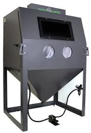 Abrasive Blast Cabinet Vacuum by Parts Blast Cabinet With Dust Collector Blast Cabinets