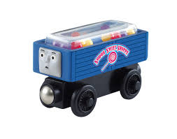 100 Thomas And Friends Troublesome Trucks FisherPrice Wooden Railway