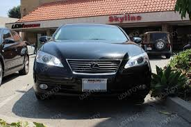 50w 9005 cree led daytime running light bulbs on lexus es350