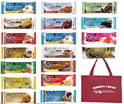 Quest Nutrition Protein Bar Variety Pack Of All 18 Bars Flavors