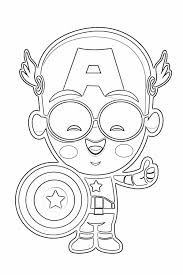 Best Avengers Coloring Pages To Print Cool And Color Ideas