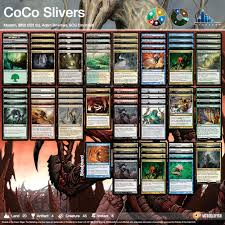 Best Sliver Deck Mtg 2014 by Weekly Update Sep 06 Coco Slivers Oath Of The Gatewatch
