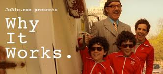 Why It Works The Royal Tenenbaums