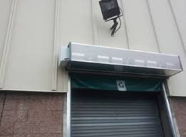 Berner Air Curtain Arc12 by Industrial Direct Drive 14 Berner