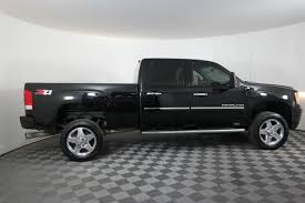Pre-Owned 2013 GMC Sierra 2500HD Denali Crew Cab Pickup In Longmont ... 261 2013 Gmc Sierra 1500 Denali 62l Pearl 2500hd 66 Duramax Review And Exhaust Youtube 2014 Charting The Changes Truck Trend Top Speed Snowy Muddy Offroad Palmer All Vehicles For Sale Grand Rapids Used 2500 4x4 Crew Cab Z71 Crewshortdenali 420 Hp Is Most Of Any Standard Pickup Pickup Vehie White Diamond Tricoat Awd