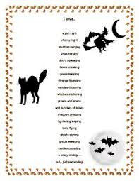 Poems About Halloween For Kindergarten by Image Detail For Cute Kids Halloween Poems Halloween Wedding