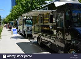 100 Dallas Food Trucks Trucks Line Up During The Day Next To Klyde Warren Park In