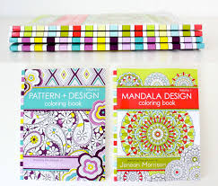 Mandala Design Coloring Book And Its Open To International Readers Thank You Jenean Youre The Sweetest