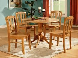 wood vinyl slat brown counter height walmart kitchen table chairs