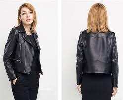 popular pilot leather jacket women buy cheap pilot leather jacket