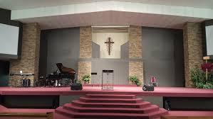 100 Church Interior Design Stone Columns Crystal Hill Baptist GenStone