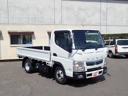 TRUCK-BANK.com - Japanese Used 41 Truck - MITSUBISHI FUSO CANTER TPG ...