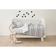 Kmart Couch Covers Au by Cotton Cot Quilt Cover Set Bunny Hop Kmart