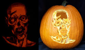 Scariest Pumpkin Carving Ideas by Scary Pumpkin Carving Stencilss