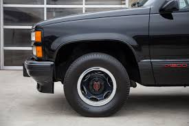 1990 Chevrolet 454 Ss Pickup | Fast Lane Classic Cars For Chevy Ss ...