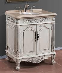 bathroom modern white bathroom vanity set with marble top and