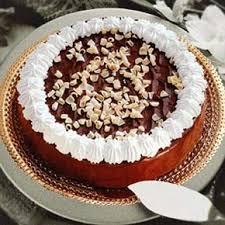 dessert avec creme fouettee gateau a la creme chantilly chocolat gâteaux de vacances