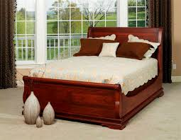 Types Of Beds by The 25 Best Wooden Sleigh Bed Ideas On Pinterest Sleigh Bed