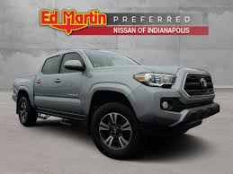 100 Used Trucks Indianapolis Toyota Tacoma For Sale In IN 46204 Autotrader