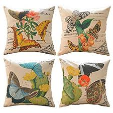 Sykting Throw Pillow Covers Decorative Cushion Covers Sofa Pillowcase 18