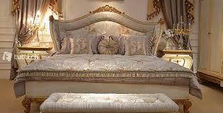 5 tlg schlafzimmer komplett set königliches barock bett in