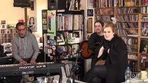Adele NPR Music Tiny Desk Concert on Vimeo