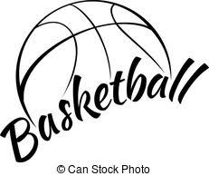 Basketball Clipart Black And White Free ClipartXtras