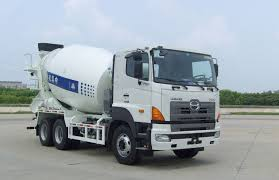 100 Concrete Truck Capacity Hot Selling HINO Transit Mixer For Sale In China