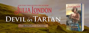 The Devil In Tartan Highland Grooms By Julia London WaitingonWednesday Teaser Blitz Coming 02 20 2018 Pre Order NOW