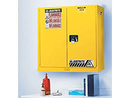 amazon com justrite 893400 flammable safety cabinet 20 gal