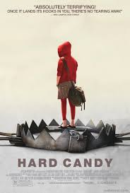Hard Candy Creative Movie Poster Design