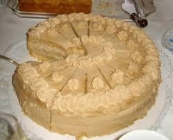 mocca sahne torte