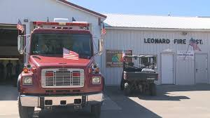 100 Leonard Truck Fire Departments Truck 7692 Responded To The Pentagon On 911