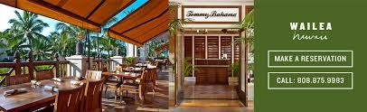 Tommys Patio Cafe Menu by Tommy Bahama Stores U0026 Restaurants Wailea Tommybahama Com