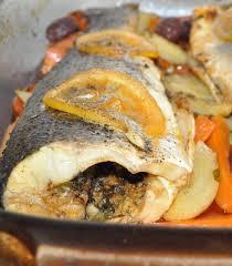 cuisine bar poisson bar au four les recettes de la cuisine de asmaa