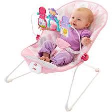 fisher price baby s bouncer pink ellipse walmart com