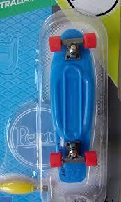Tech Deck Penny Board by Tech Deck Fingerboard Penny Australia 3 8 Blue 96mm Kaden 12