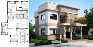 100 2 Storey House With Rooftop Design Juliet Roof Deck Engineering Discoveries