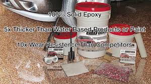 100 Solids Epoxy Floor Coating by Epoxytech Floor Coating Kit On Vimeo