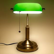 Antique Bankers Lamp Green by Torchstar Traditional Banker U0027s Lamp Antique Style Emerald Green