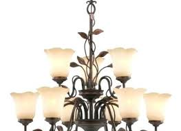 allen roth 3364 4 light bronze chandelier lowes canada and eimatco
