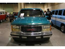 1994 GMC TRUCK SIERRA C1500 For Sale | ClassicCars.com | CC-1150399 Gmc Sierra 1500 Questions How Many 94 Gt Extended Cab Used 1994 Pickup Parts Cars Trucks Pick N Save Chevrolet Ck Wikipedia For Sale Classiccarscom Cc901633 Sonoma Found Fuchsia 1gtek14k3rz507355 Green Sierra K15 On In Al 3500 Hd Truck Sle 4x4 Extended 108889 Youtube Kendale Truck 43l V6 With Custom Exhaust Startup Sound Ive Got A Gmc 350 It Runs 1600px Image 2