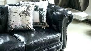 vente privée de canapé vente privee canape d angle canapac chesterfield en cuir coussin